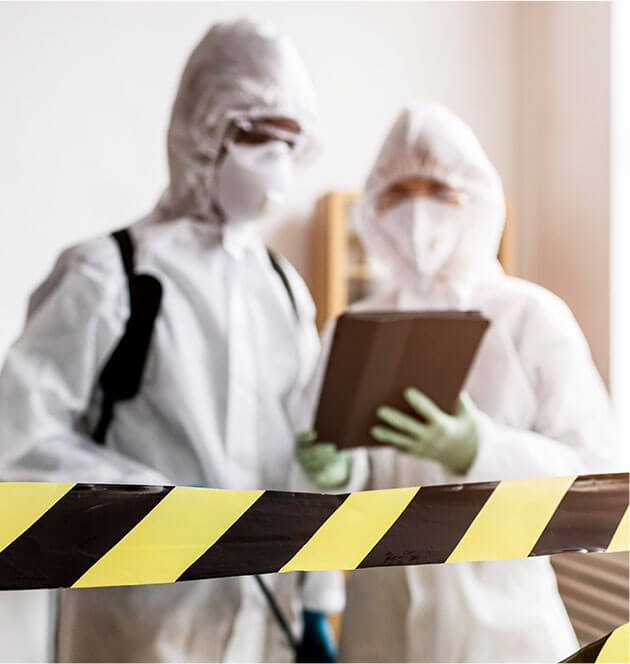 What is Biohazard Cleanup