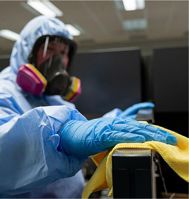 What is Biohazard Remediation