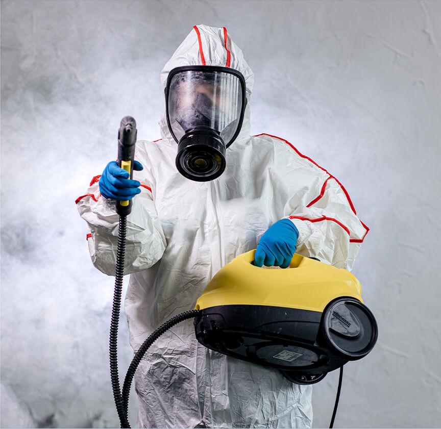 professional cleaning biohazardous houston tx