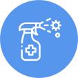 valor cleaning icon