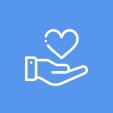valor compassionate service icon